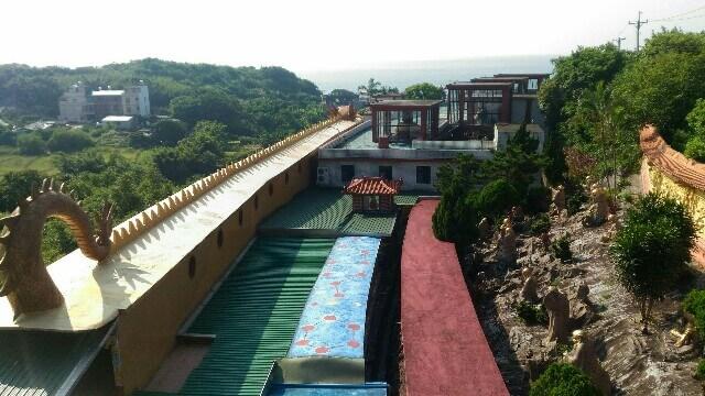 金剛宮からの眺め