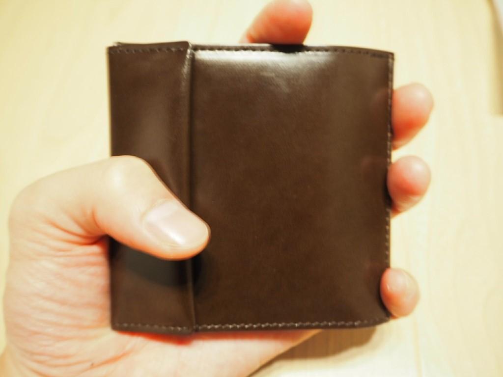 1f49e68042cb 【レビュー】abrAsus(アブラサス)の薄い財布を購入しました!